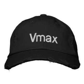 Cap vmax embroidered hat