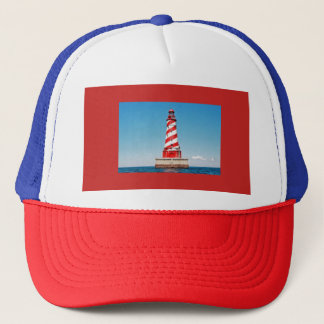 Cap with a Lighthouse