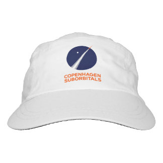 Cap with CS logo printed