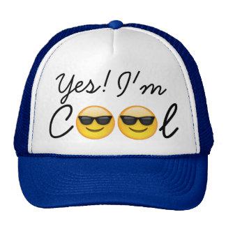 Cap- Yes! I'm Cool Cap