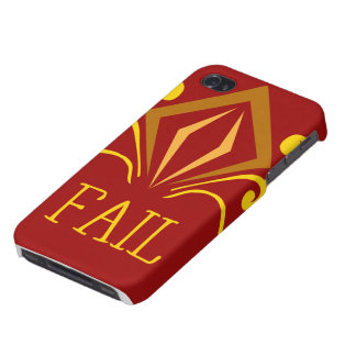 Capa de iPhone 4/4s - Fail 2 iPhone 4/4S Cover