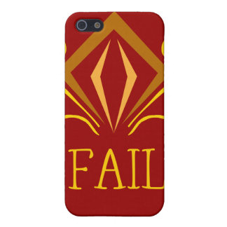 Capa de iPhone 5/5S - Fail 2 Covers For iPhone 5
