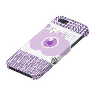 Capa de iPhone 5/5S - O olho White iPhone 5/5S Case