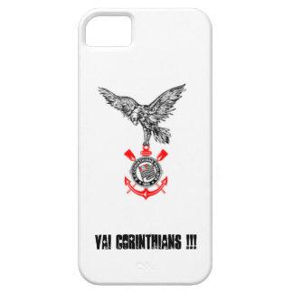 Capa iPhone 5 Vai Corinthians