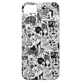 Capa mod003 barely there iPhone 5 case
