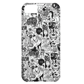 Capa mod003 iPhone 5C covers