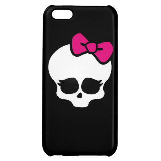 Capa para Celular Caveirinha Cover For iPhone 5C