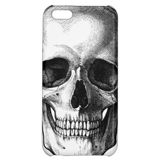 Capa para Celular iPhone Caveira iPhone 5C Covers