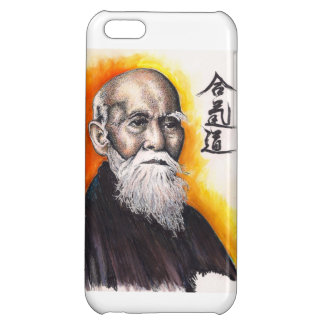 Capa para Celular Morihei Ueshiba Aikido Case For iPhone 5C