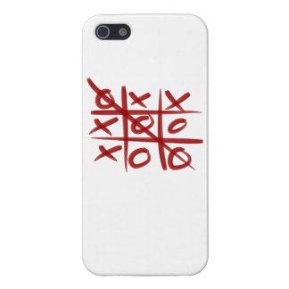 Capa para iPhone 5 Jogo da Velha iPhone 5/5S Covers