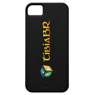 Capa TibiaBR para Iphone 5 Horizontal iPhone 5 Cover