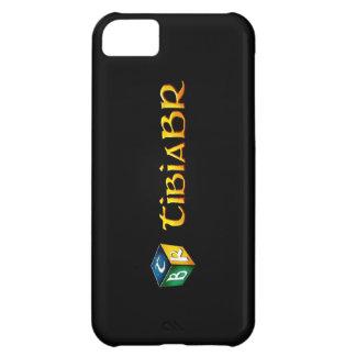 Capa TibiaBR para Iphone 5 Horizontal iPhone 5C Cover