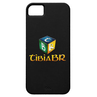 Capa TibiaBR para Iphone 5 iPhone 5 Cases