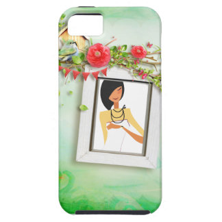 Capa vintage mod005 iPhone 5 cover
