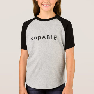 capABLE T-Shirt - Inclusion Project