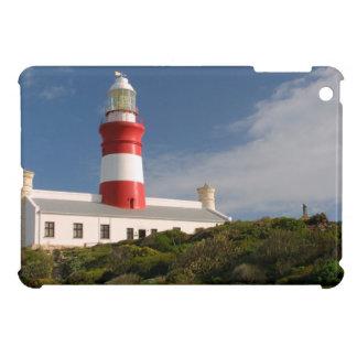 Cape Agulhas Lighthouse, Western Cape 3 Case For The iPad Mini