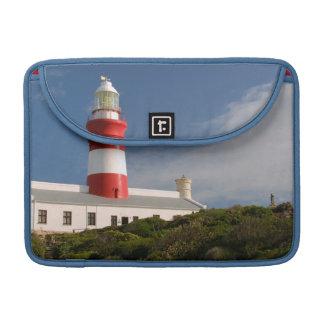 Cape Agulhas Lighthouse, Western Cape 3 Sleeve For MacBook Pro