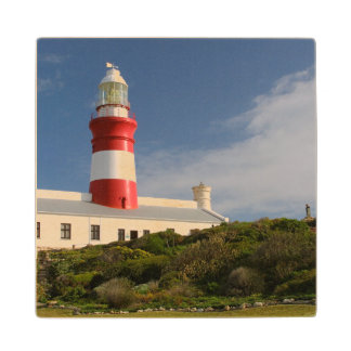 Cape Agulhas Lighthouse, Western Cape 3 Wood Coaster
