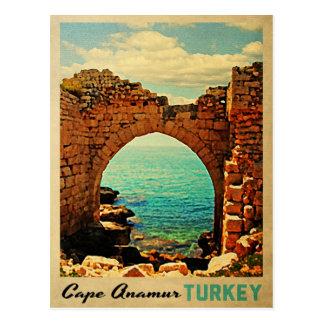 Cape Anamur Turkey Postcards