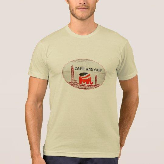 Cape Ann GOP t-shirt