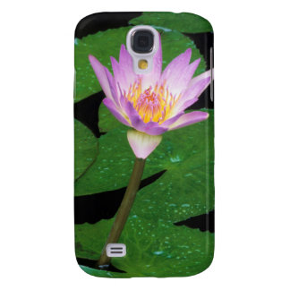 Cape Blue Water Lily (Nymphaea Capensis) Galaxy S4 Case