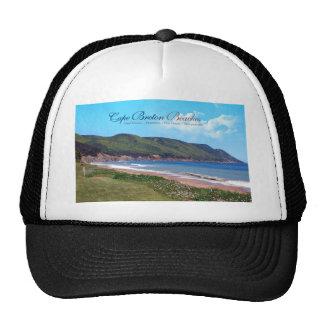Cape Breton Beaches Mesh Hats