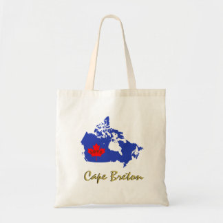 Cape Breton Customize Canada Province bag