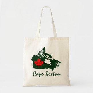 Cape Breton Customize Love Canada province bag