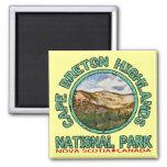 Cape Breton Highlands National Park Fridge Magnet