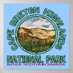 Cape Breton Highlands National Park Print