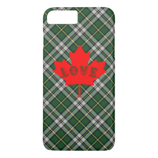 Cape Breton tartan plaid phone case love Canada