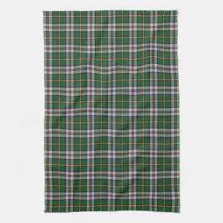 Cape Breton tartan plaid Tea Towel