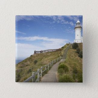 Cape Byron Lighthouse, Cape Byron (Australia's 2 15 Cm Square Badge