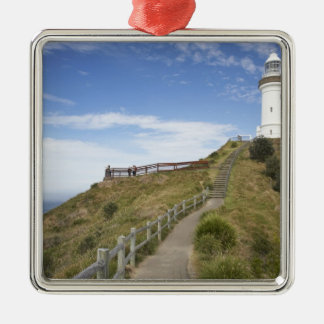 Cape Byron Lighthouse, Cape Byron (Australia's 2 Silver-Colored Square Decoration