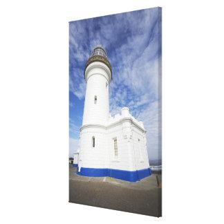 Cape Byron Lighthouse, Cape Byron (Australia's Canvas Print