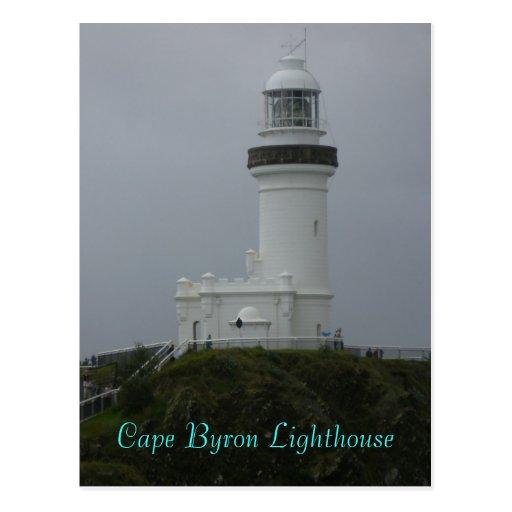 Cape Byron Lighthouse postcard