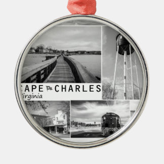 Cape Charles. Christmas Ornament
