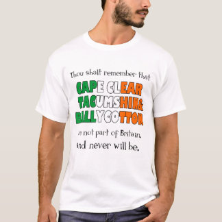Cape Clear Tacumshin & Ballycotton T-Shirt