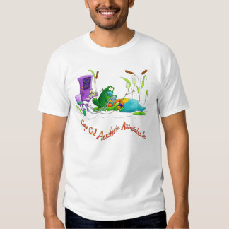 Cape Cod Anesthesia Associates Frog Doctor T-Shirt