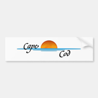 Cape Cod Bumper Sticker