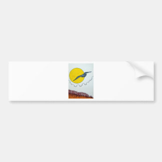 Cape Cod by Piliero Bumper Sticker