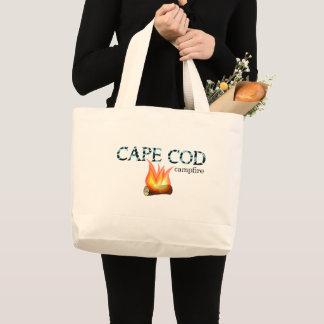 Cape Cod Campfire Tote