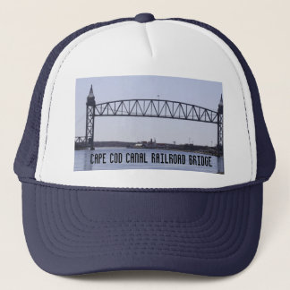 Cape Cod Canal Railroad Bridge Hat