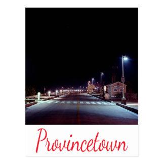 Cape Cod MacMillan Wharf Provincetown MA Post Card