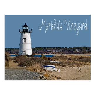 Cape Cod, Martha's Vineyard, Massachusetts  USA Postcard
