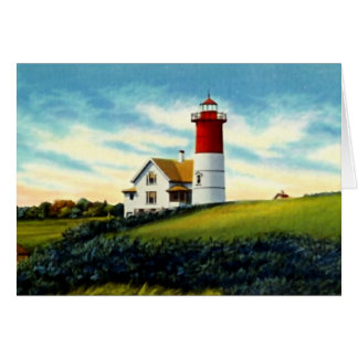 Cape Cod Massachusetts Card