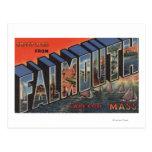 Cape Cod, Massachusetts (Falmouth) Postcard