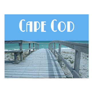 Cape Cod, Massachusetts Post Card