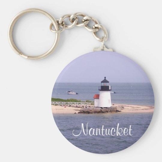 Cape Cod Nantucket MA Lighthouse Key Chain