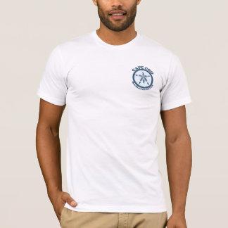 """Cape Cod """"Sand Dollar"""" Design. T-Shirt"""